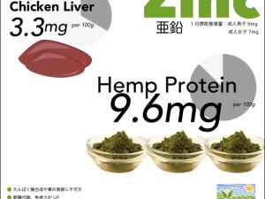 protein-亜鉛