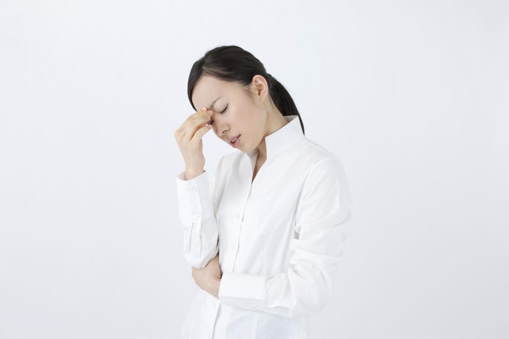 49502623 - women who feel the fatigue